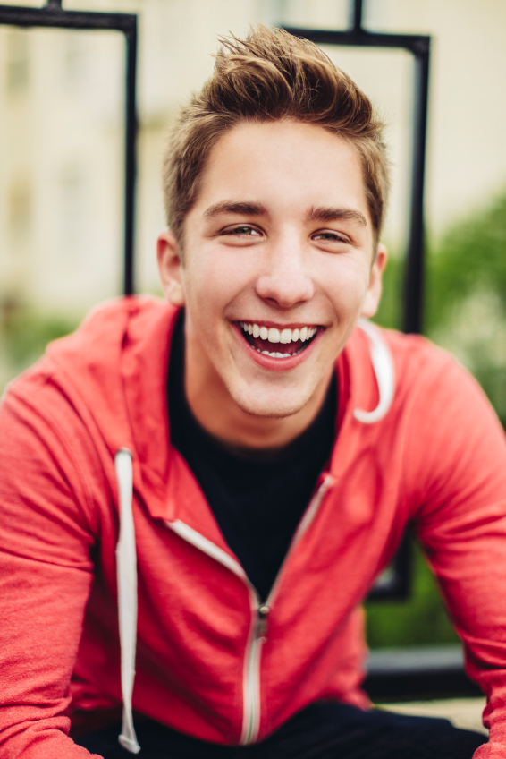 Teen Boys Hairstyles With Highlights: Invisalign Teen (Under 20),Northern Virginia,Va